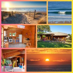 Maison de vacances à l'Ocean